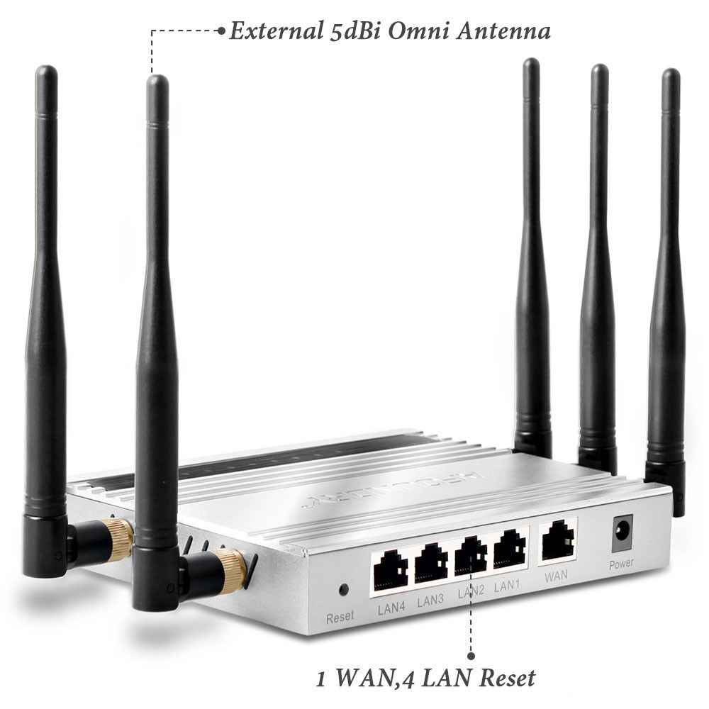 AFOUNDRY 300Mbps Wireless Router