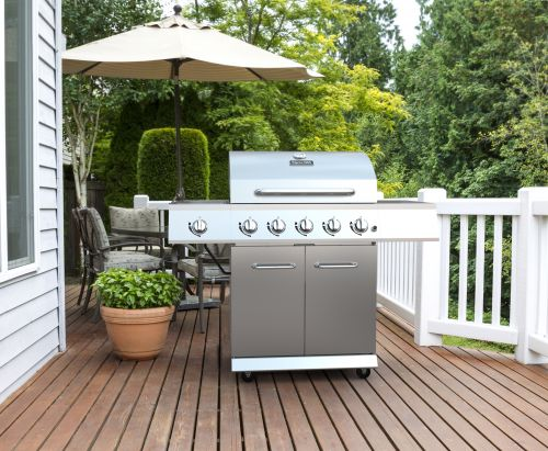 Dyna Glo 5 burner grill