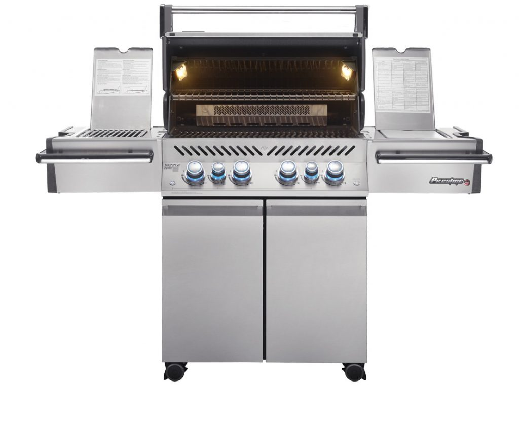 Can A Natural Gas Grill Be Converted To Propane