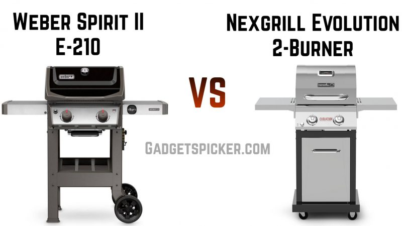 weber vs nexgrill
