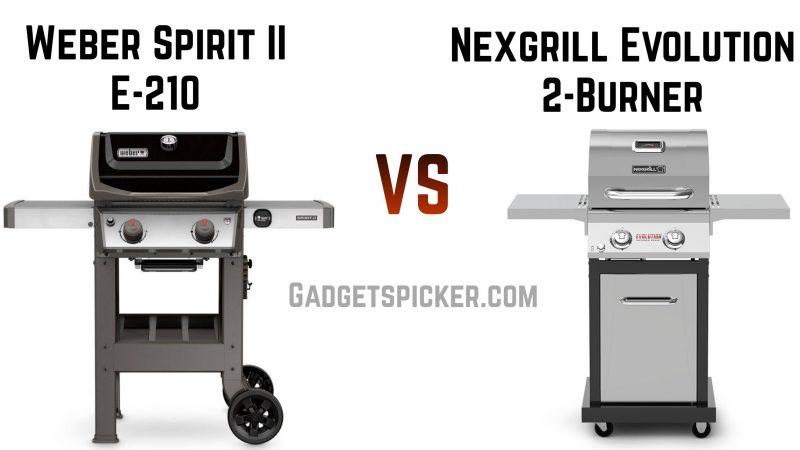 weber vs nexgrill