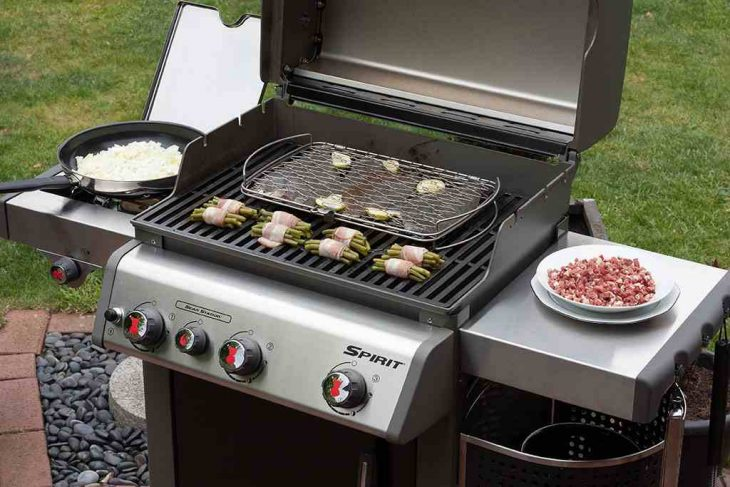 Weber Spirit E-330 Review