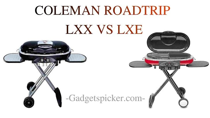 Coleman Roadtrip LXX vs LXE