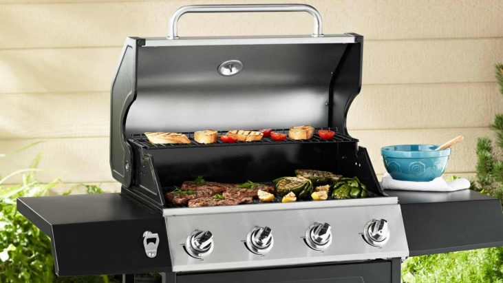 Best Gas Grill under 1000 in 2019