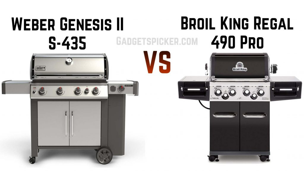 Broil King vs Weber Grills