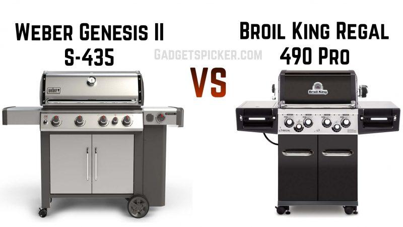 Broil King vs Weber Grills