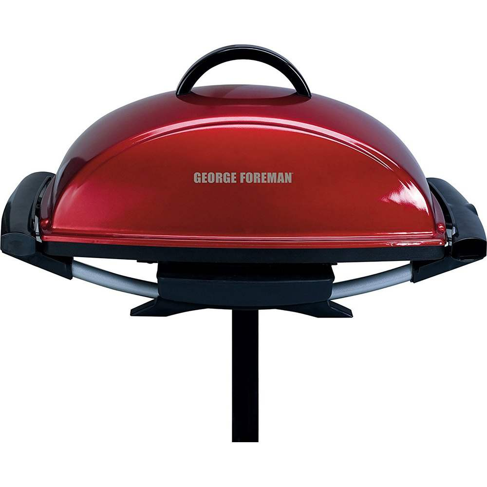 George Foreman GFO201R electric grill