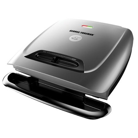 George Foreman GR2121P 8-Serving Classic Plate Grill