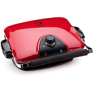 George Foreman GRP90WGR Next Grilleration Electric Nonstick Grill