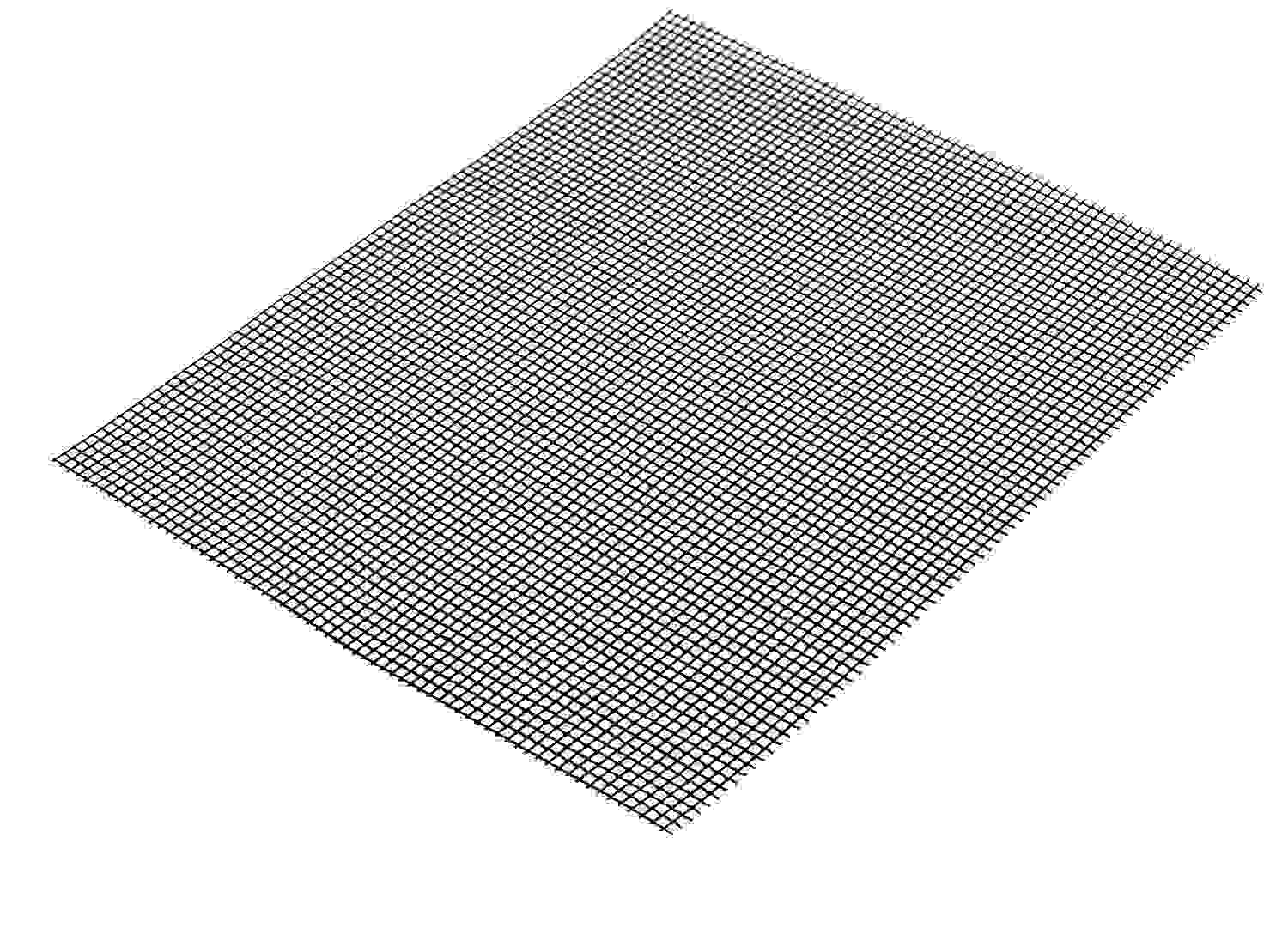 Vegetables and Fish Grid Mat