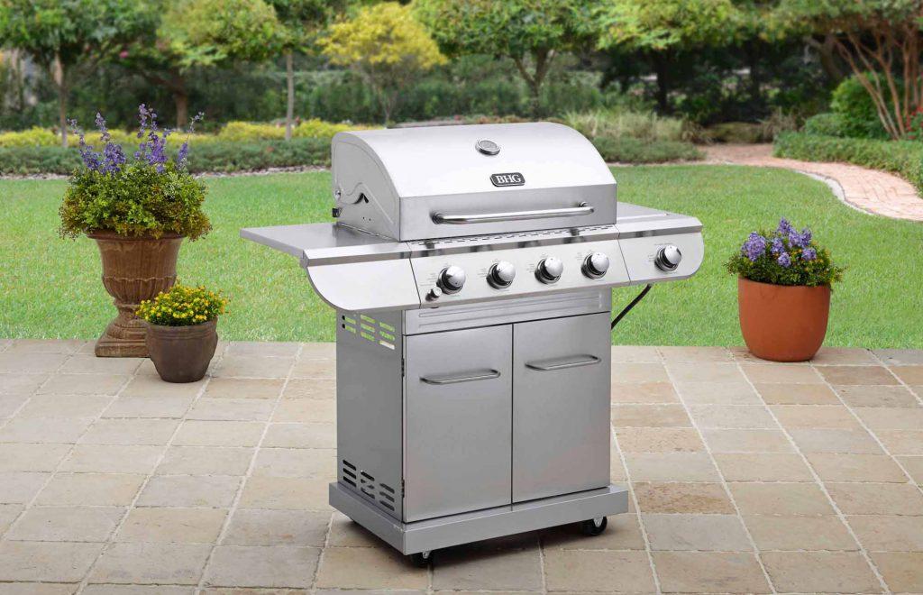Best Stainless Steel Grills