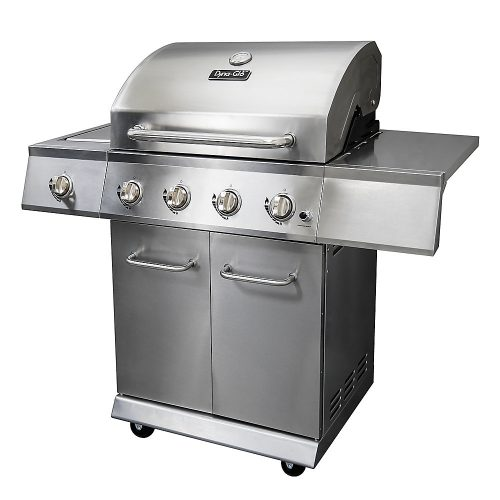 Dyna-Glo DGE Stainless Steel Grill