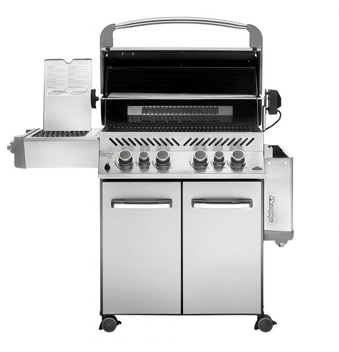 Napoleon Prestige 500 Stainless Steel Grill